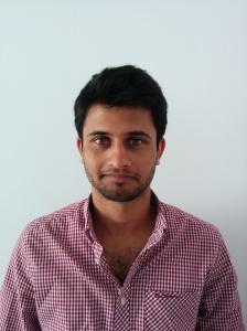 Dzień dobry, jestem Syed!